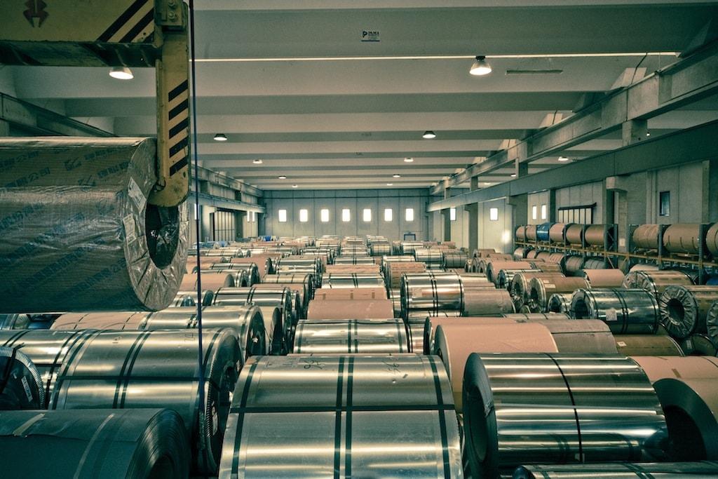 Logistica Brescia acciaio Inox-Pa